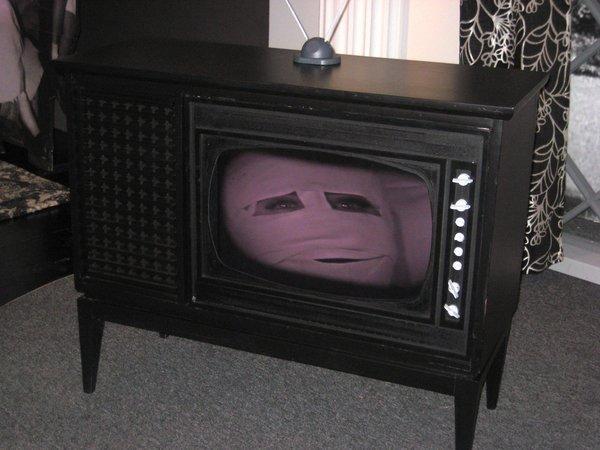 TV commercial volume