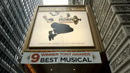 A cast change at 'Book of Mormon'