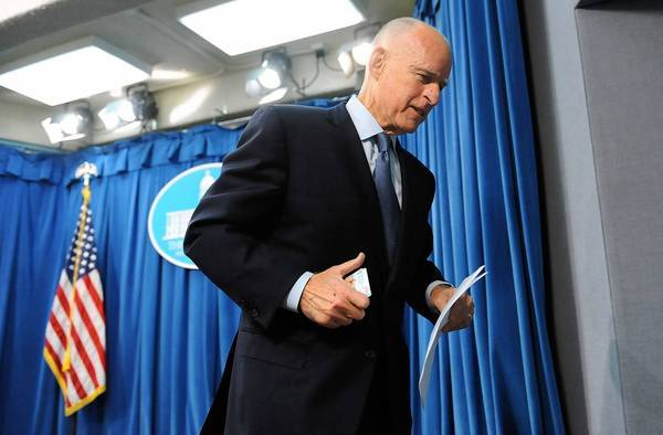 Gov. Jerry Brown is receiving radiotherapy for early stage prostate cancer.