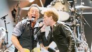 Review: Rock legends take over Sandy concert