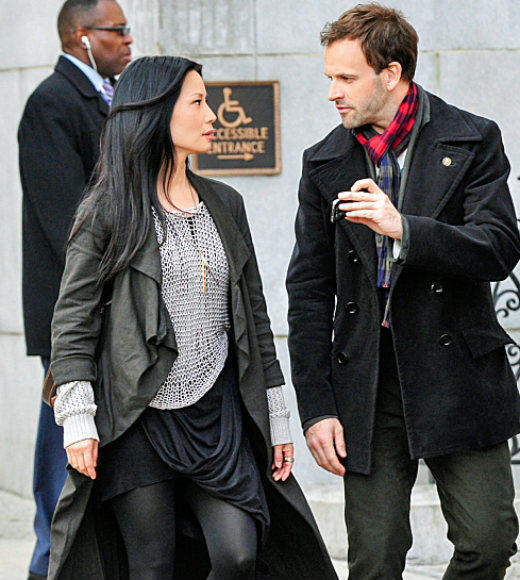"<b>What we said then:</b> Jonny Lee Miller ""nails Holmes' trademark arrogance and focus and infuses it with a measure of pure, simple fun"" in CBS' <a href="" http://blog.zap2it.com/frominsidethebox/2012/09/elementary-review-jonny-lee-miller-and-lucy-liu-prove-watson-as-a-woman-works.html ""><b>""absolutely entertaining""</b></a> Sherlock Holmes adaptation. <br><br> <b>What we say now:</b> There's no longer any reason to compare this American detective show to the U.K.'s ""Sherlock"" starring Benedict Cumberbatch: ""Elementary"" is just another predictable procedural that relies on its stars' (including Lucy Liu as Dr. Watson) compelling performances rather than clever writing to entertain 10 million viewers each week. Let's touch base again after the 150th episode. <br><br> <i>-- <a href=""http://twitter.com/drumoorhouse"">Drusilla Moorhouse</a>, <a href=""http://www.zap2it.com"">Zap2it</a></i>"