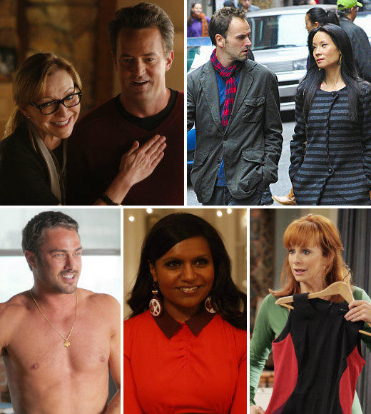 Midseason report card: Which new Fall 2012 TV series are making the grade?: Were reaching the winter break portion of the 2012-13 TV season, with most series headed into reruns until January. Now that the seasons new shows have aired enough episodes for us to get a sense of what theyre really like, we want to re-assess what we said in our initial reviews.  Did Arrow, Nashville and The New Normal live up to their initial promise? Did Guys with Kids or The Neighbors get any better? And did the handful of shows that didnt get picked-up for full seasons, or were flat out cancelled, deserve their fates? Our evaluation of the freshman class of 2012 follows.  -- The Zap2it team