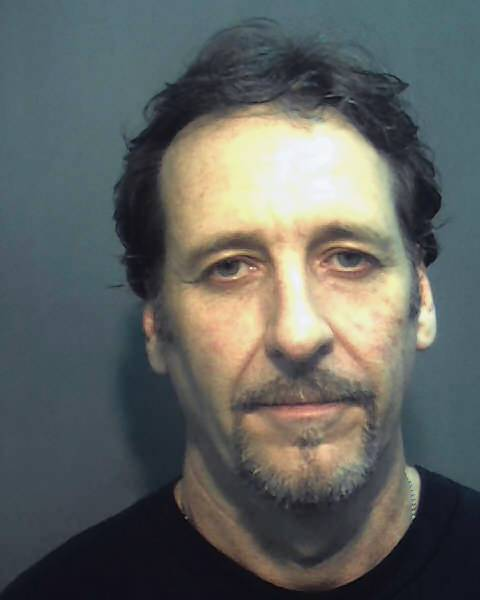 John Ramsey, 50, was charged with false imprisonment and neglect of an elderly adult after he locked his mother in her squalid bedroom.