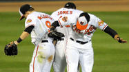 Is Markakis or McLouth the answer atop the Orioles batting order?