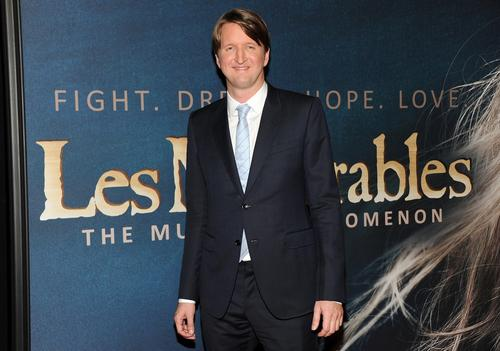 "Tom Hooper's follow-up to his Oscar-winning ""The King's Speech"" earned four nominations, including one for best motion picture, comedy or musical, but Hooper himself was left off the list of nominees for best director."