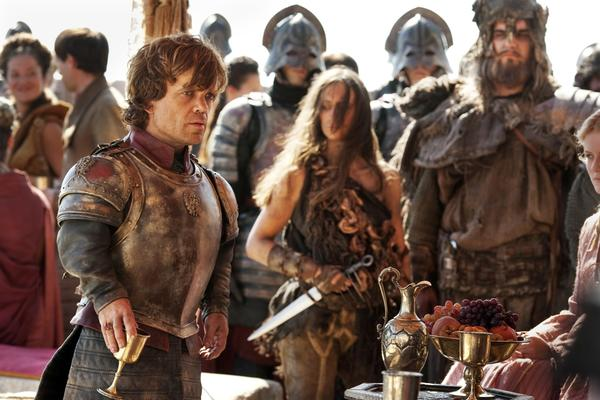 HBO's lavish fantasy series is as international as TV shows get -- it's shot in three countries. But despite two nominations and a win last year for Peter Dinklage, the show got shut out for its second season.