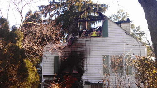 Fatal Harford fire