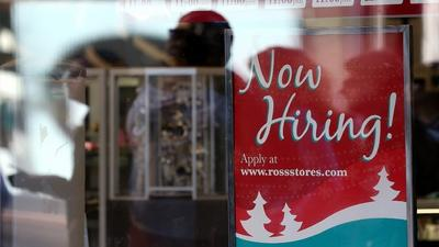Jobless claims post fourth straight big decline
