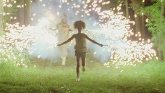 "Quvenzhane Wallis in ""Beasts of the Southern Wild.""BEasts"