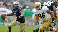 Navy-Notre Dame game in 2014 will be played at FedEx Field