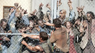 "Despite a blockbuster season--which included becoming the first cable series on any network to win the overall fall TV ratings war in the advertiser-coveted 18-49 demo--AMC's ""The Walking Dead"" couldn't gorge up a Golden Globe nomination."