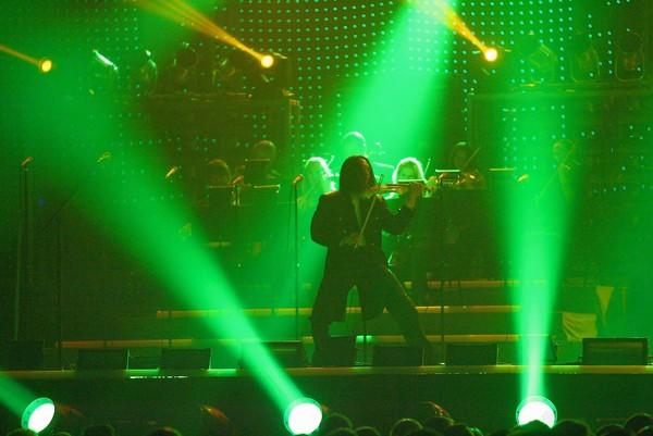 Trans-Siberian Orchestra will perform two shows on Sunday, Dec. 16, at Amway Center.