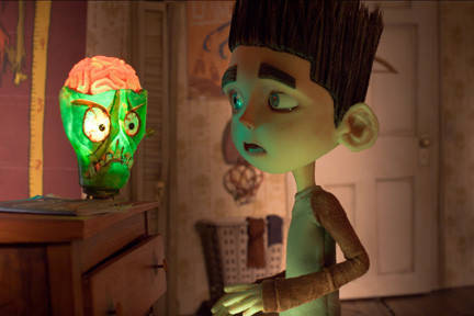"""ParaNorman"" is great. ""Rise of the Guardians"" is atrocious. That's all the needs to be said about the Best Animated Feature omission."