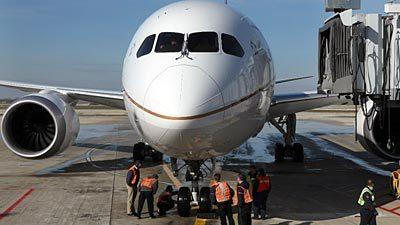 Boeing delivered its first 787 Dreamliners during on of the safest aviation years on record.