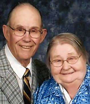 Edgar and Jewell Head of Frederick will celebrate their 60th wedding anniversary on  December 13th. Greetings may be sent to PO Box 614, Frederick, SD 57441
