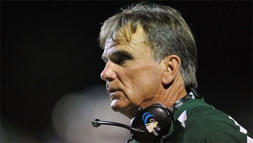 Concord De La Salle Coach Bob Ladouceur.