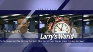 A look inside the world of WGN Morning News anchor Larry Potash.