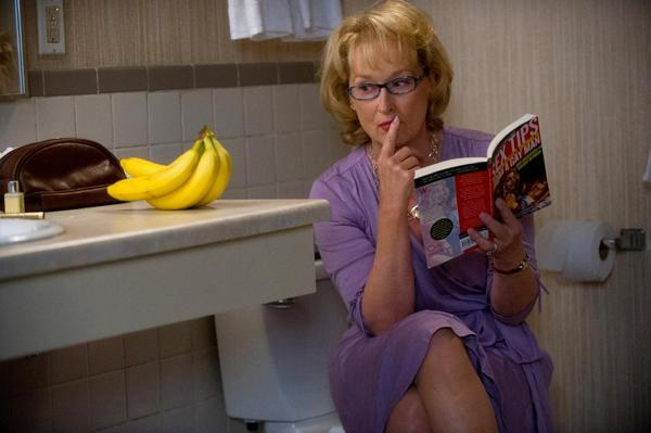 "Meryl Streep in ""Hope Springs."""