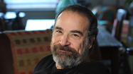 When Mandy Patinkin woke up Thursday morning, it was because his alarm went off. It was time to ... pick up a Zipcar.