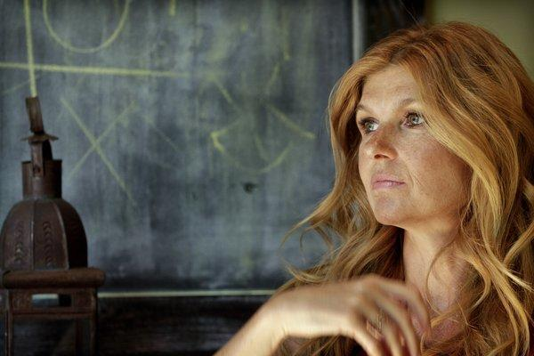 "Connie Britton, who received multiple Emmy nominations for her role on ""Friday Night Lights,"" is now a Golden Globe nominee for her work on ABC's country-music series ""Nashville."""