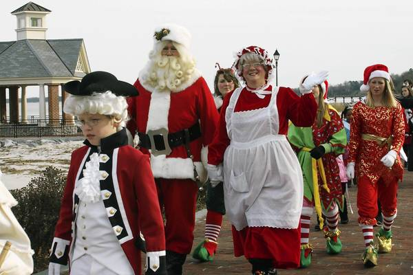 "York County and the Riverwalk Landing Business Association will present a day of fun activities and holiday cheer during the fourth annual ""Toyland Parade,"" scheduled to take place on Saturday, Dec. 10, 2011, from 1-3 p.m. at Riverwalk Landing in Historic Yorktown. Courtesy of York County."