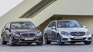 Detroit Auto Show: Mercedes previews 2014 E-Class ahead of event