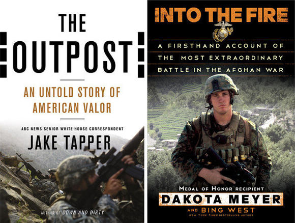 Afghan War books