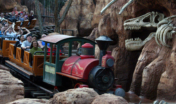 Disneyland's Big Thunder Mountain Railroad will close for upgrades in January.