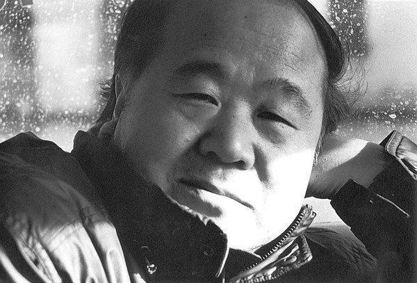 Author Mo Yan.