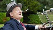 "For Bill Murray, playing Franklin Delano Roosevelt in the new film ""Hyde Park on Hudson"" meant risking some serious derision. Now 62, Murray carries with him a huge recognition factor thanks to a host of comedies: ""Stripes,"" ""Caddyshack,"" ""Groundhog Day,"" ""Ghostbusters."" More recently he has brought a weary, witty gravitas to more bittersweet material, a la ""Rushmore,"" ""Lost in Translation"" and others."