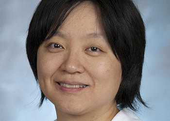 Dr. Fang Zhu brings her expertise in neuroradiology imaging to Loyola University Health System. In addition, she is an assistant professor in the Department of Radiology at Loyola University Chicago Stritch School of Medicine. Her medical interests include neuroimaging, functional MRI and abdomen imaging.  She earned her medical degree from Tong Ji Medical University in Wuhan, China, and her PhD from Huazhong University of Science and Technology in Wuhan, China. She completed a residency in radiology at Tong Ji Hospital and fellowships in neuroradiology at Tong Ji Hospital and University of Chicago Medical Center.