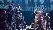 Proud 'War Horse' is No. 2 in town