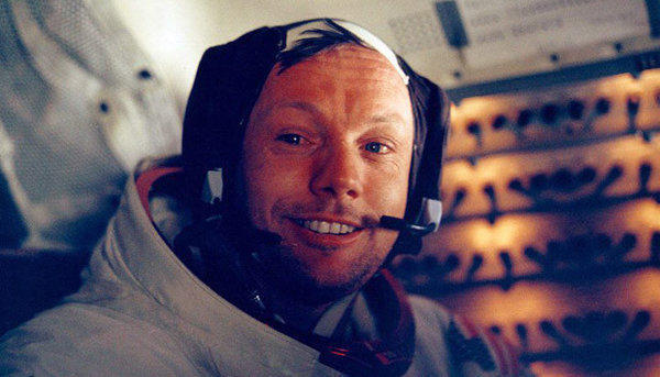 Notable deaths from 2012: Neil Armstrong, commander of Apollo 11 and the first man on the moon, died at age 82.