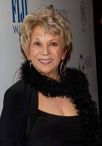 Notable deaths from 2012: Actress Lupe Ontiveros, known for her roles in numerous films including Selena, died at age 69.