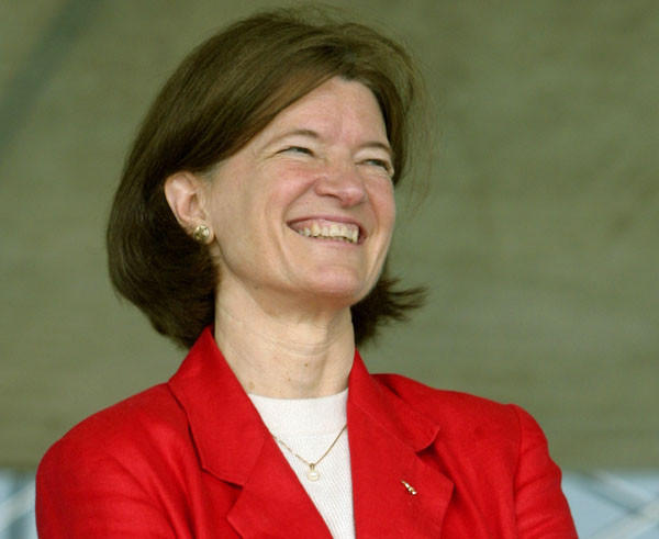 Notable deaths from 2012: Sally Ride, the first U.S. woman to travel into space, died after a 17-month battle with pancreatic cancer. She was 61 years old.