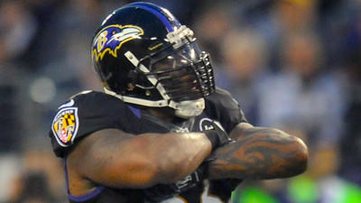 Suggs says that he'll be game-time decision Sunday versus Denve…