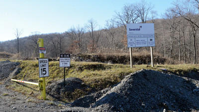 The Roytown Mine is one of the mines PBS idled Thursday.