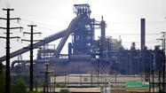 Sparrows Point's cold mill to be used for spare parts