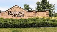 Deerfield-based Meritus Homes has begun offering 17 home sites for sale at The Reserve of St. Charles, an established development of semicustom, single-family homes in St. Charles.