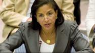 Susan Rice, the U.S. ambassador to the United Nations who drew heavy criticism from Republicans over her statements after the September attacks on a U.S. diplomatic mission, withdrew her name from consideration for secretary of state on Thursday.