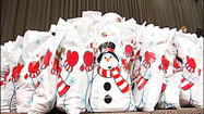 Lynchburg families prepare gift bags for sick children