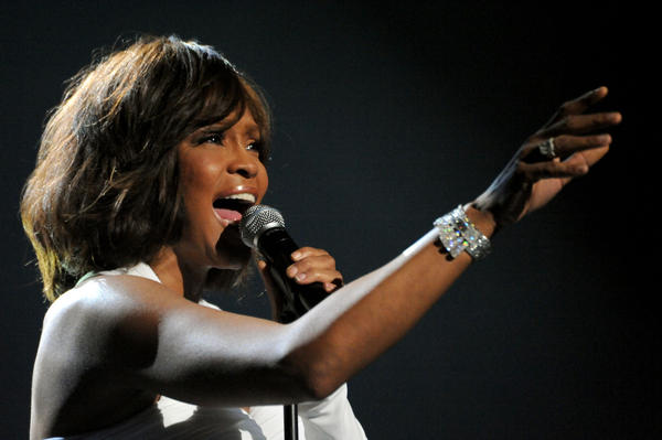 Notable deaths from 2012: Whitney Houston died at the age of 48 on Feb. 11, 2012. Perhaps best known for her version of Dolly Partons I Will Always Love You, Houston had a decades long career that was not without its share of controversy.