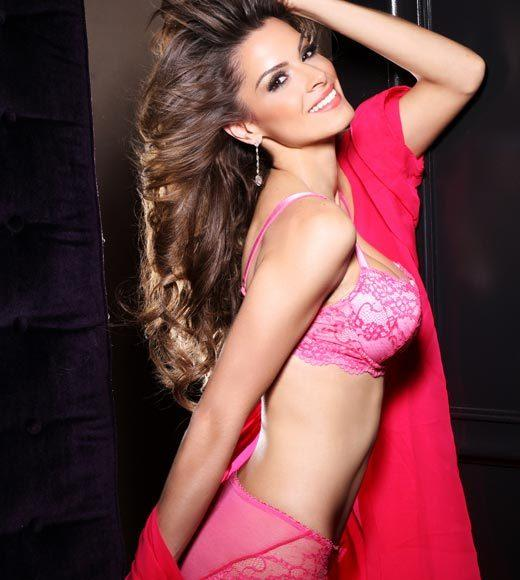 Miss Universe 2012 High Fashion Lingerie Pictures: Laura Godoy, Guatemala