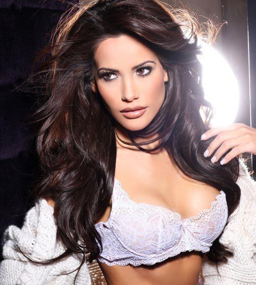 Miss Universe 2012 High Fashion Lingerie Pictures: Jennifer Andrade, Honduras