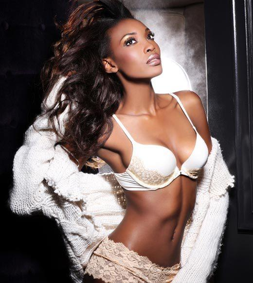 Miss Universe 2012 High Fashion Lingerie Pictures: Christela Jacques, Haiti