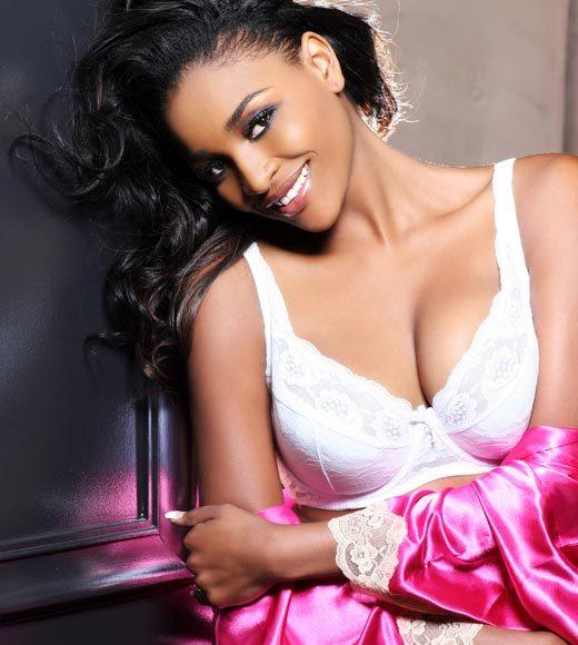 Miss Universe 2012 High Fashion Lingerie Pictures: Tsakana Nkandih, Namibia