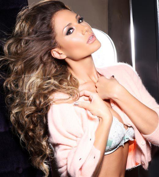 Miss Universe 2012 High Fashion Lingerie Pictures: Hanni Beronius, Sweden