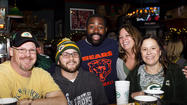 Bears fan infiltrates Packers territory