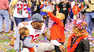 Giants win Superbowl XLVI