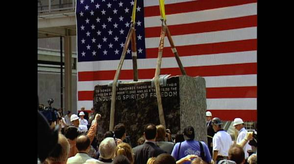 Many consider the site where the World Trade Center once stood in New York hallowed ground.